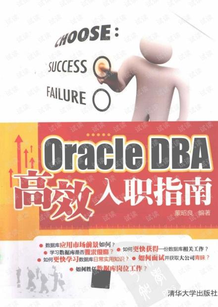 ORACLE DBA高效入职指南-完整中文版