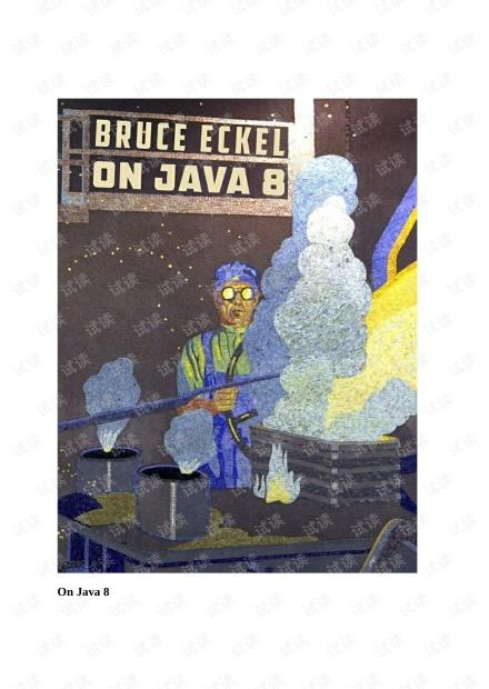 On Java 8(Java编程思想第五版)Bruce Eckel