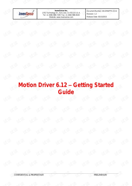App Note 1 - Motion Driver 6.12 Getting Started.pdf