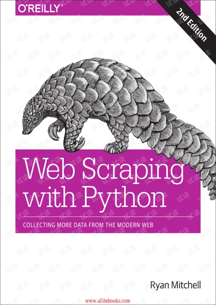 Web Scraping with Python, 2nd Edition.pdf