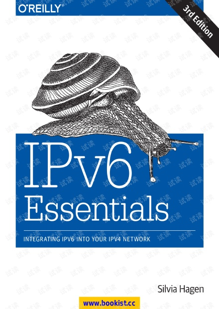 IPv6 Essentials, 3rd Edition 9781449319212.pdf