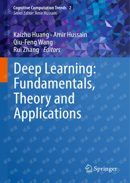 Deep Learning_ Fundamentals, Theory and Applications.pdf