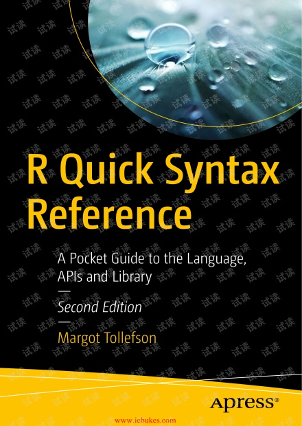 R Quick Syntax Reference, 2nd Edition.pdf