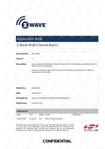 APL12955-Z-Wave-多通道基础.pdf