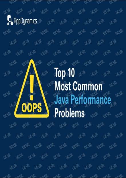 Top 10 Java Performance Problems.pdf