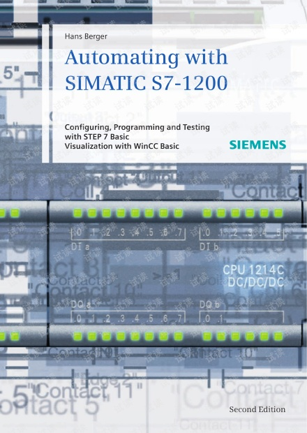 Automating with SIMATIC S7-1200 with STEP 7 Basic 2013.pdf