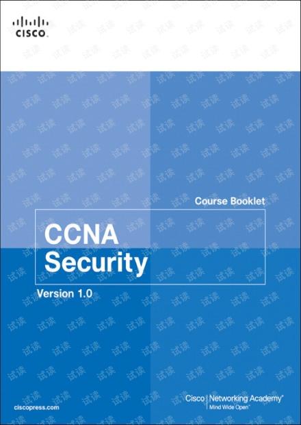 CCNA Security Course Booklet, Version 1.0 .pdf