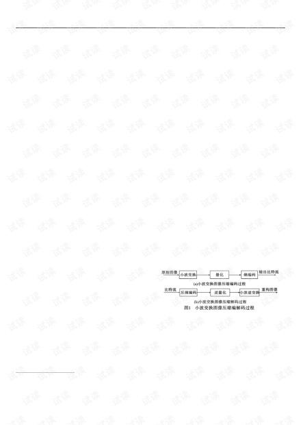 论文研究-基于压缩感知理论的分类量化图像编码方法.pdf