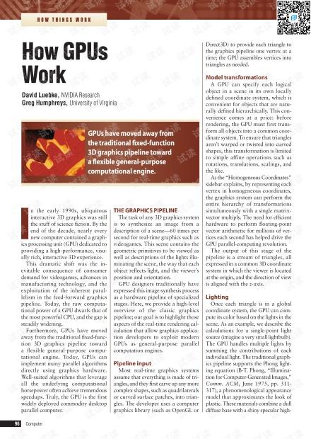 GPU工作原理分析资料.pdf