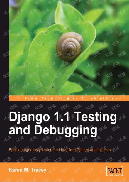 Django 1.1 Testing and Debugging.pdf