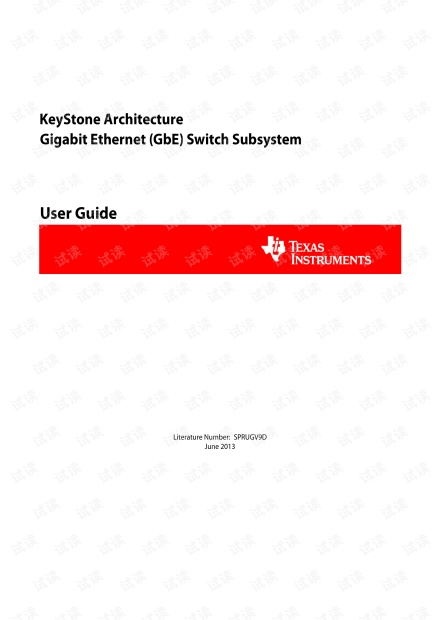 Gigabit Ethernet (GbE) Switch Subsystem User Guide.pdf