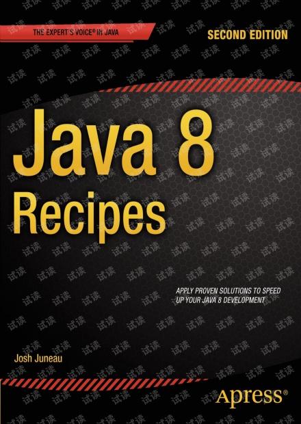 Java8Recipes2ndEdition.pdf 英文原版