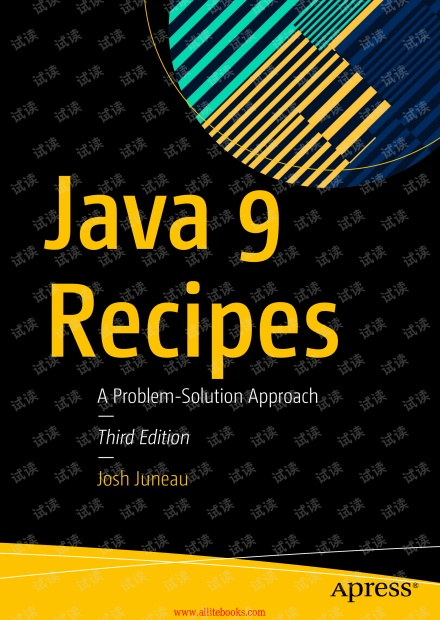 Java9Recipes3rdEditionBook2018year.pdf 英文原版