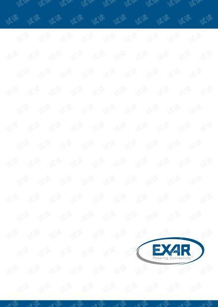 ODUflex:OTN实际传输中的任意客户端信号.pdf