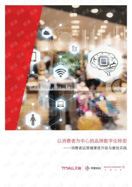 以消费者为中心的品牌数字化转型-天猫-贝恩-阿里妈妈-201904.pdf