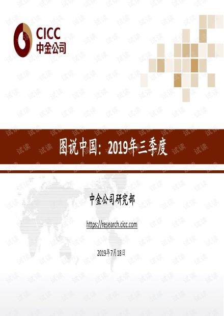 图说中国:2019年三季度-中金-201907.pdf