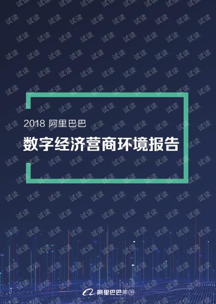 数字经济营商环境报告-阿里巴巴-201905.pdf