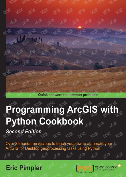 Programming-ArcGIS-with-Python-Cookbook.pdf.pdf