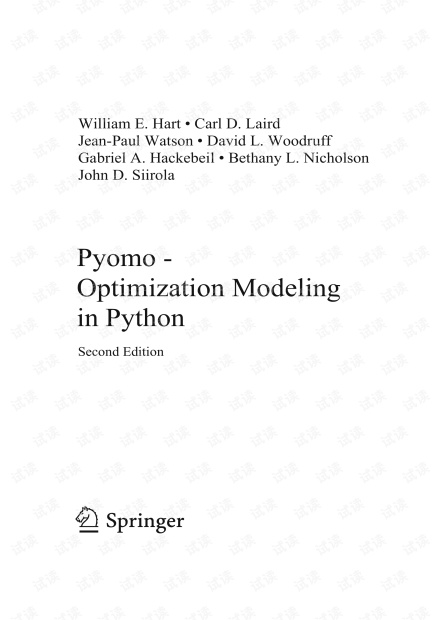 Pyomo-Optimization-Modeling-in-Python.pdf.pdf