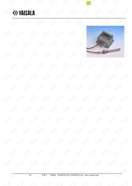 芬兰维萨拉 HMP228 变压器油中水份测量仪手册.pdf.pdf