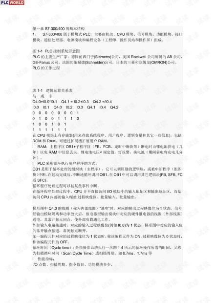 西门子PLC实例教程.pdf.pdf