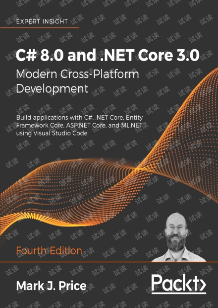 C# 8.0 and .NET Core 3.0 .pdf