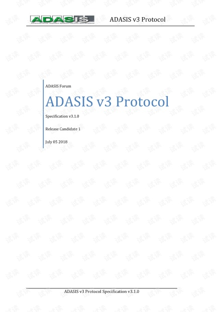 ADASIS v3 Protocol Specifications 3.1.0.RC1.pdf