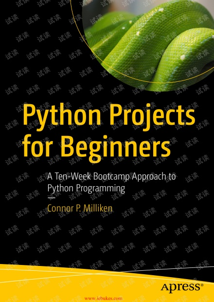Python Projects for Beginners.pdf