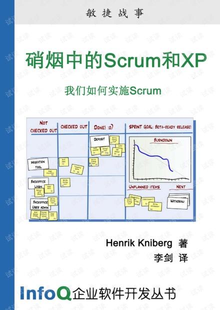 硝烟中的Scrum和XP.pdf