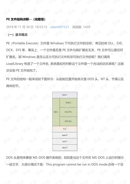 PE文件结构详解--(完整版).pdf