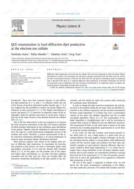 电子离子对撞机硬衍射双喷生产中的QCD恢复