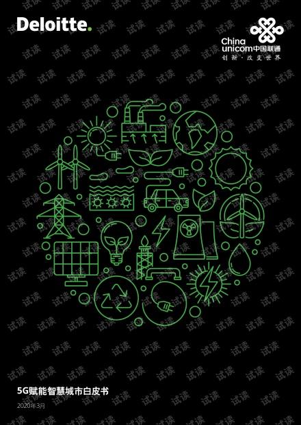 2020 5G赋能智慧城市白皮书.pdf