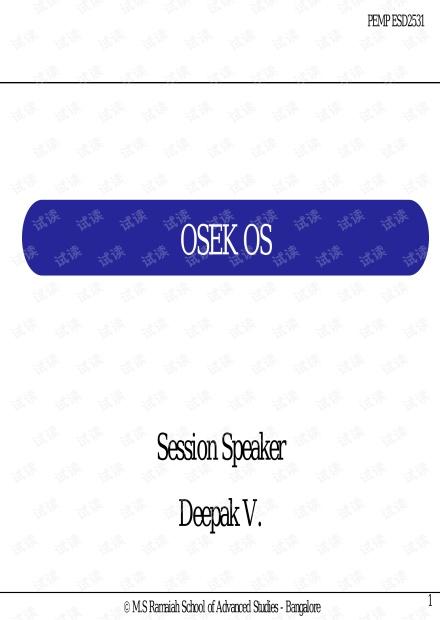 10-Osek(Brief intro of OSEK from Deepak V).pdf