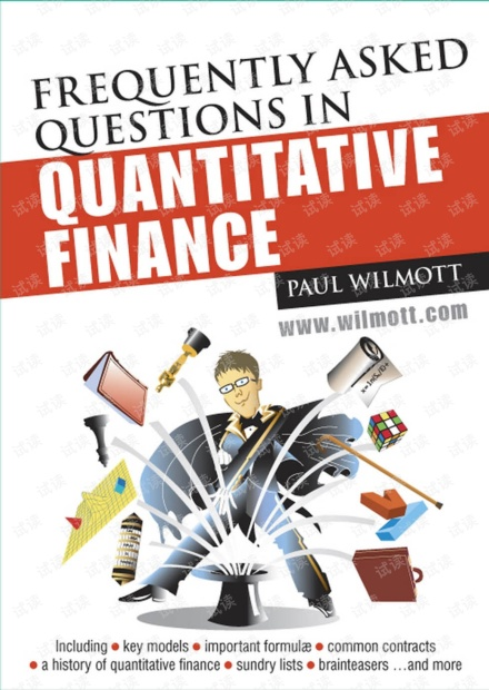 FAQs in Quantitative Finance.pdf