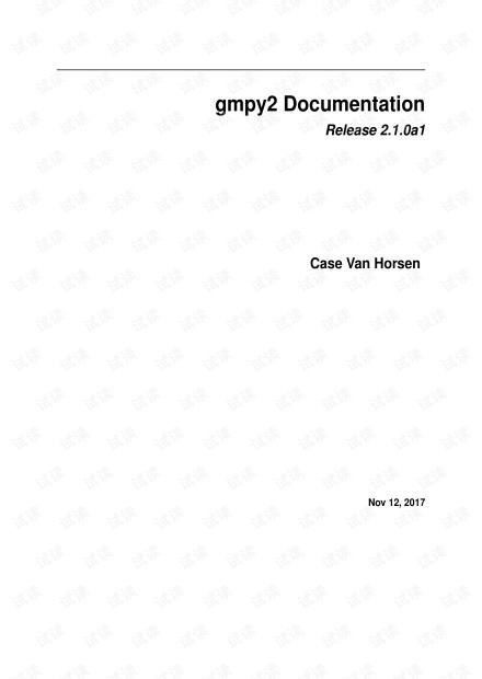 gmpy2使用手册英文版