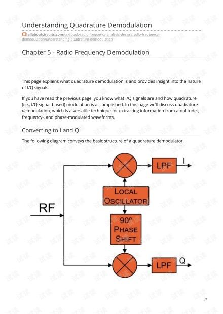Quadrature Demodulation.pdf