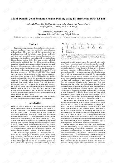 Multi-Domain Joint Semantic Frame Parsing using Bi-directional RNN-LSTM.pdf