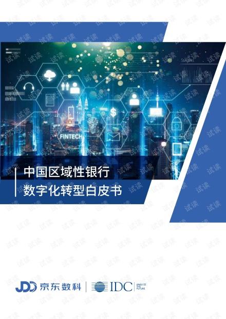 中国区域性银行数字化转型白皮书.pdf