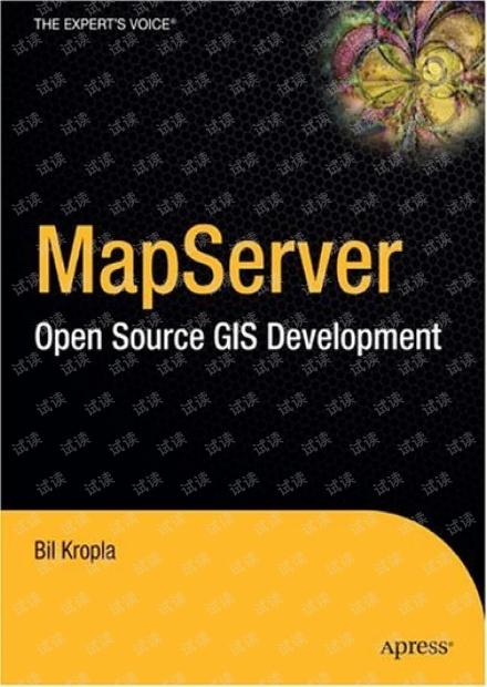 Apress.Beginning.MapServer.Open.Source.GIS.Development.Aug.2005