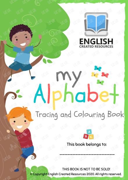 非池 My Alphabet Tracing and Colouring.pdf