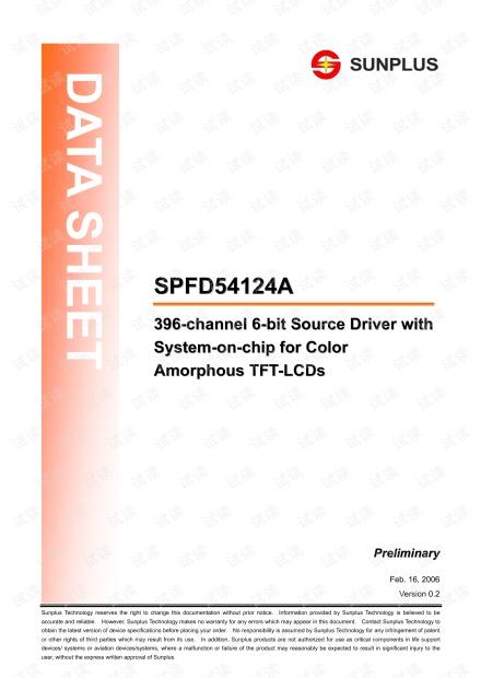 SPFD54124A_V0.2_20060116.pdf