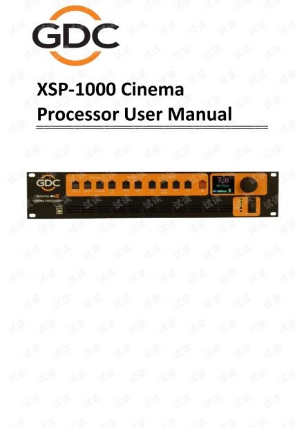 XSP-1000 User Manual.pdf