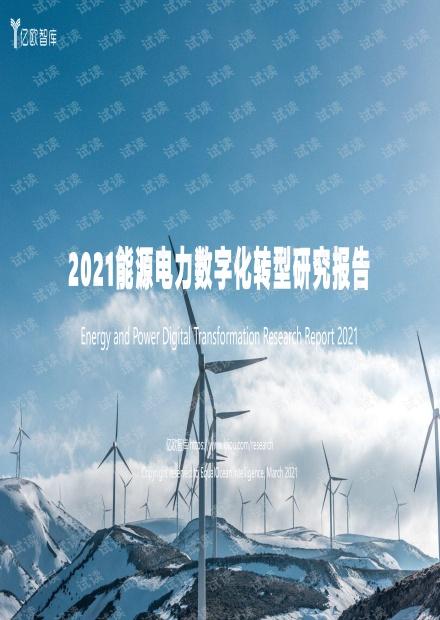 2021能源电力数字化转型研究报告.pdf