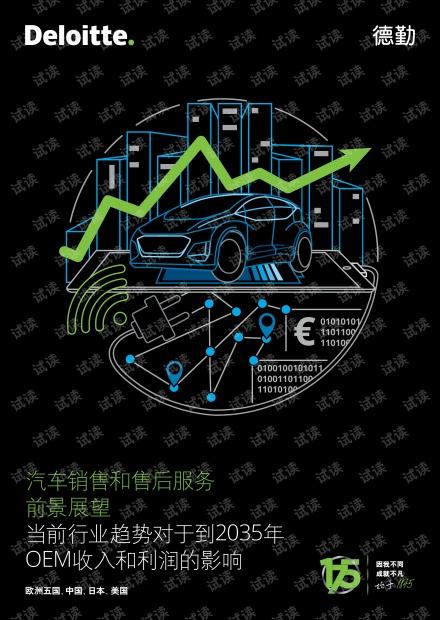 德勤:汽车销售和售后服务前景展望.pdf