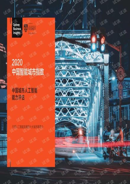 2020中国智能城市指数.pdf