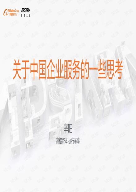 关于中国企业的一些思考.pdf