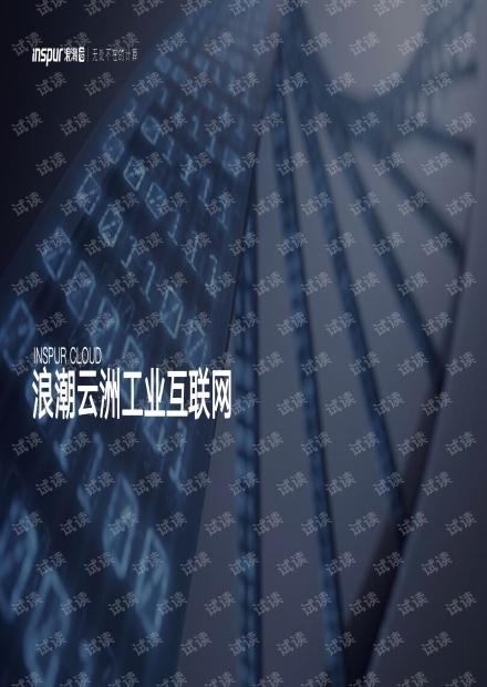 2021浪潮云洲工业互联网.pdf