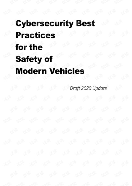 cybersecurity best practices for modern vehicles.pdf