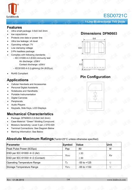 DFN0603_ESD0721C.pdf