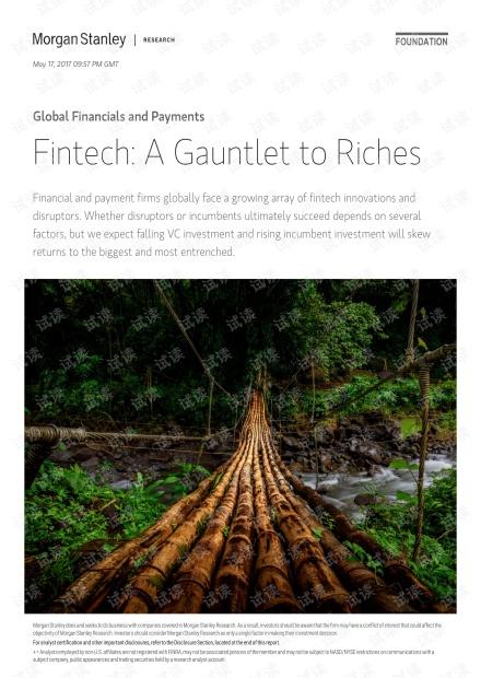 【Morgan Stanley】 FinTech.pdf